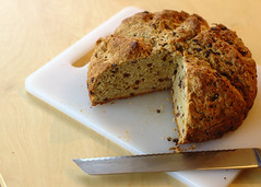 St. Patrick's Day 2011: Soda Bread by mccun934, on Flickr