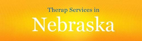 Graphics of Therap Services in Nebraska