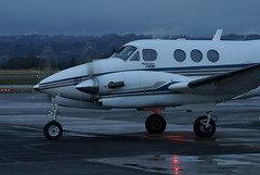 King Air C90B (Eagle Driver Wanted) Tags: plane aircraft aviation transportation pilot aero turboprop aerospace kingair becon c90 aeropsace kingairc90 hillsboroaviation c90b kingairc90b beconlight nwaviation