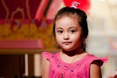 Smile (architectonboard) Tags: girls beauty face nikon faces doha qatar pcc johngalt pinoyphotographers nikkor105mmf28gvrmicro dosdos d300s garbongbisaya