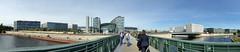 Der Hauptbahnhof Berlin (Gertrud K.) Tags: berlin centralrailwaystation mitte panorama