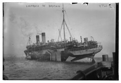 EMPRESS OF BRITAIN (LOC) (The Library of Congress) Tags: libraryofcongress dc:identifier=httphdllocgovlocpnpggbain27873 xmlns:dc=httppurlorgdcelements11 ship oceanliner rmsempressofbritain1905 rmsempressofbritain empressofbritain canadianpacificsteamshipcompany cpsc canadianpacific cp fairfieldshipbuildingengineeringcompany fairfieldshipbuildingandengineeringcompany fairfieldshipbuildingengineering fairfieldshipbuildingandengineering fairfieldshipbuilding ssmontroyal royalnavy rn hmsempressofbritain armedmerchantcruiser troopship dazzlepaint dazzlecamouflage dazzle razzledazzle 1918 december wwi