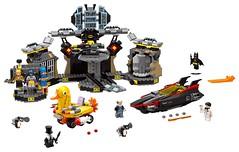 The LEGO Batman Movie 70909 - Batcave Break-In (www.giocovisione.com) Tags: batman legobatman legobatmanmovie dccomics legodccomics legomovie