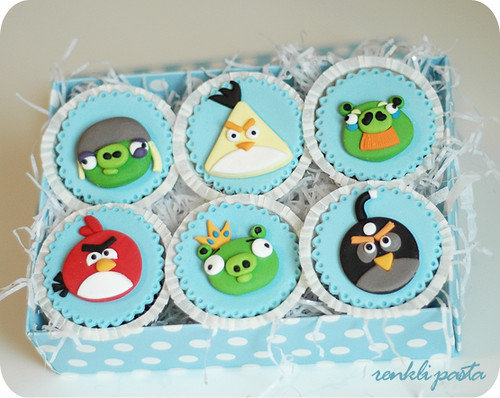 angry birds - special set