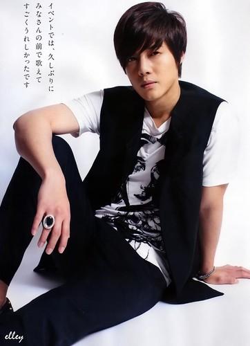 Kim Hyun Joong Haru Hana Japanese Magazine Vol.003 hh3