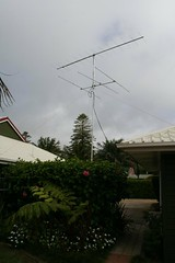 "VK9NA 6m  and 2m antennas • <a style=""font-size:0.8em;"" href=""http://www.flickr.com/photos/10945956@N02/5384289426/"" target=""_blank"">View on Flickr</a>"