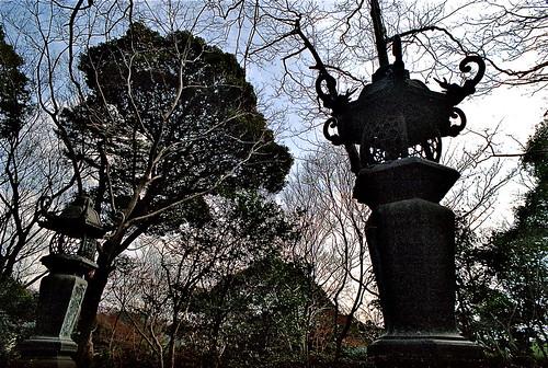 岩崎弥之助霊廟