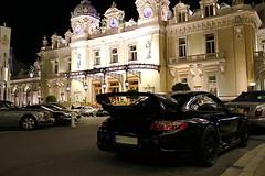 Gemballa Avalanche (Clem911) Tags: paris car de hotel bay amazing 911 casino monaco turbo porsche carlo monte evo gtr avalanche 997 gemballa
