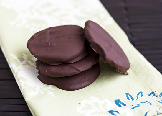 Eat Healthy: Homemade Thin Mints