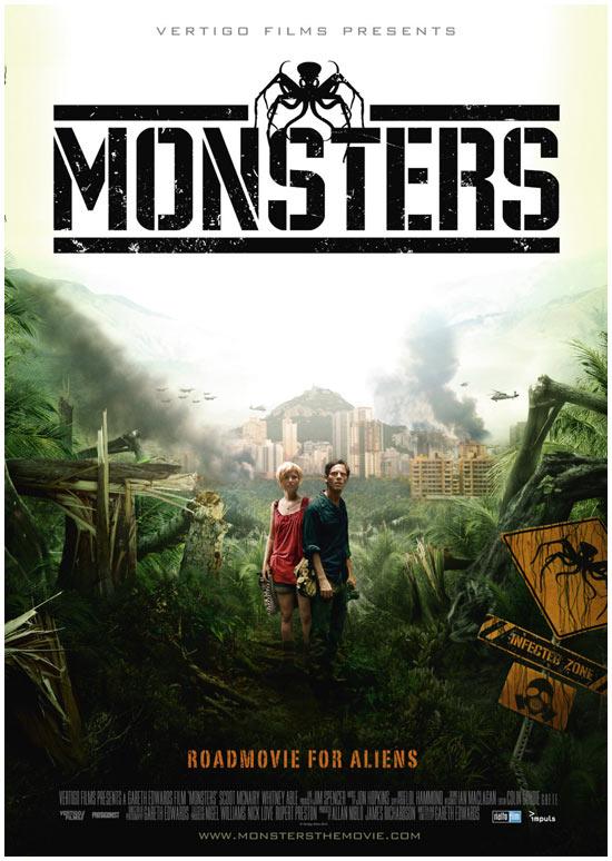 Quái Vật - Monsters (2010)