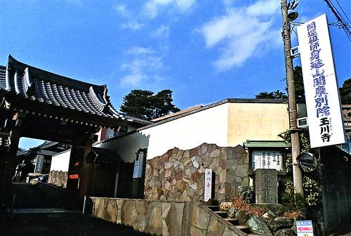 身延山別院玉川寺