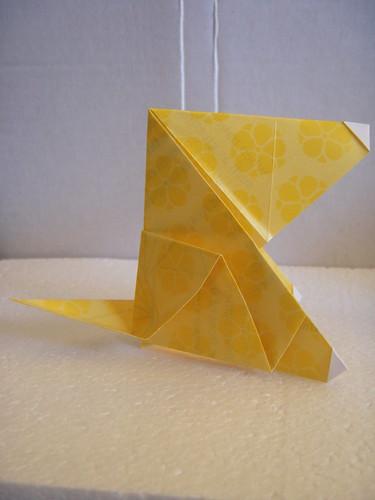 Origami #20: Dog