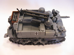 "German Panzerjger Bren 731(e) (""Rumrunner"") Tags: lego wwii german ww2 universal carrier axis bren worldwar2"