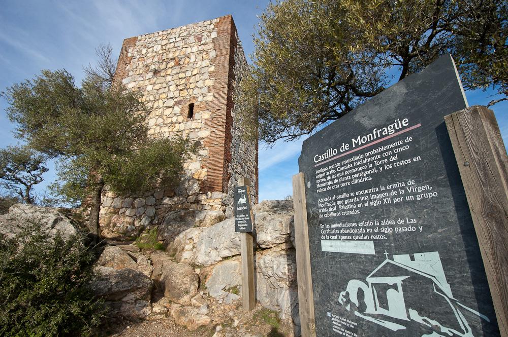El Castillo de Monfragüe