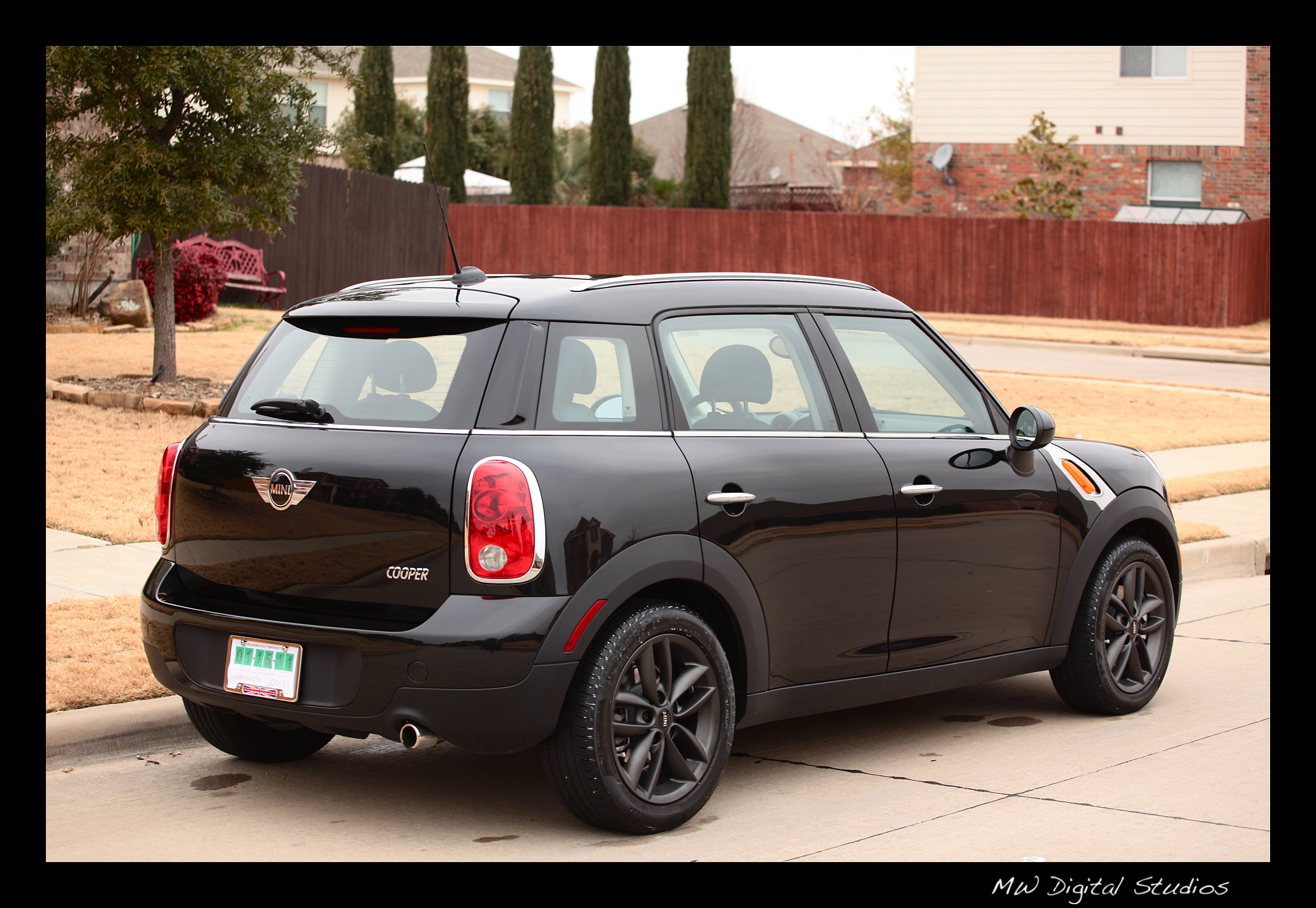 mini cooper countryman black. black mini cooper countryman with wheels by mwbutterfly on flickr 1