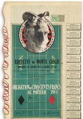 Marcel Duchamp Monte Carlo Bond