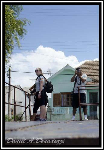 Paparazzi na Ilha da Pintada