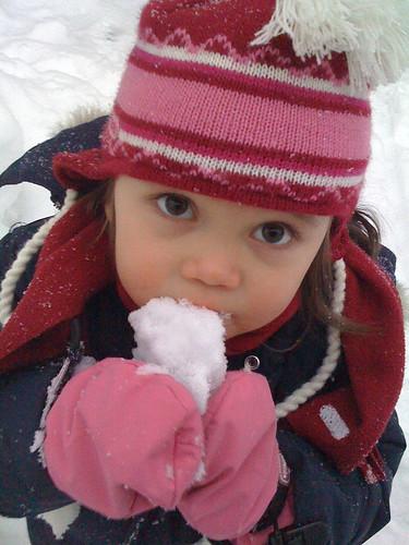 Delicious Snow
