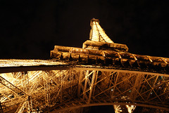 Eiffel Tower @ Night 2