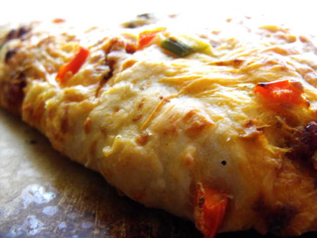 Crazy Pizza Bread
