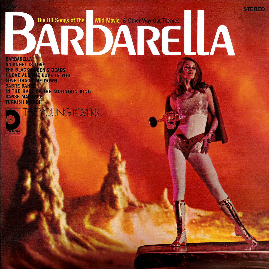 The Young Lovers - Barbarella