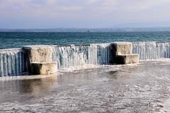 L'ge de glace... (Diegojack) Tags: eau lac froid paysages glace