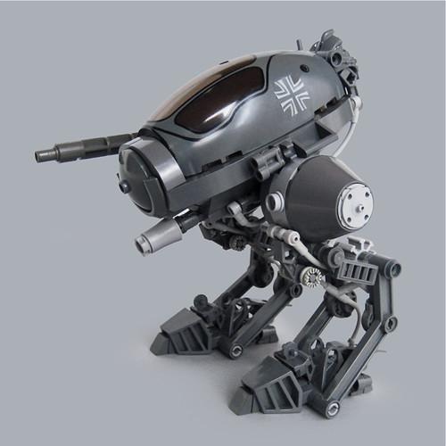 Custom minifig B2 - KriegsLäufer