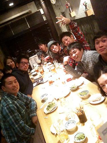 2011DJAM新年会