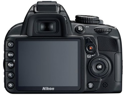 Nikon D3100: Camara de uso familiar para Foto y Video en HD