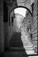 Passage (evantravers) Tags: trip travel alley jerusalem middleeast sigma50mmf14exdghsm