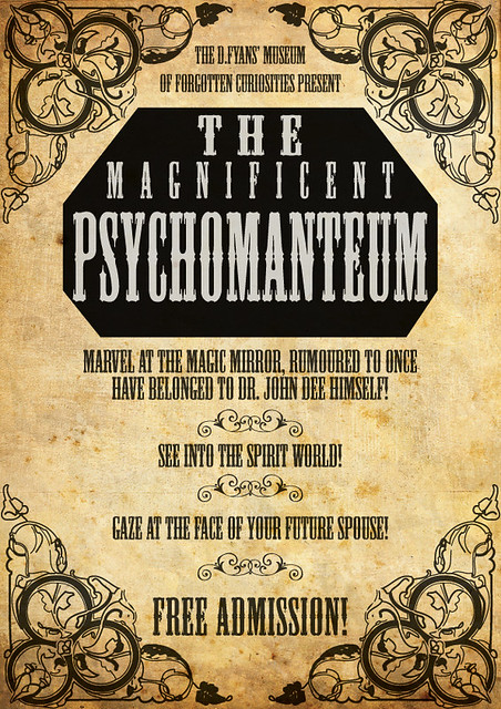 The Magnificent Psychomanteum