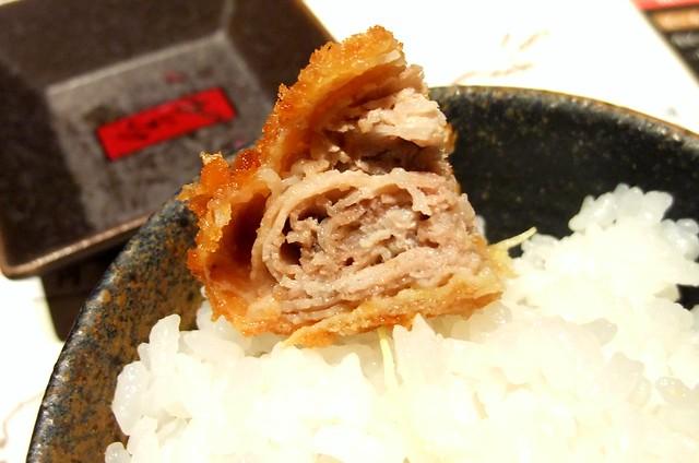 Layered Tonkatsu