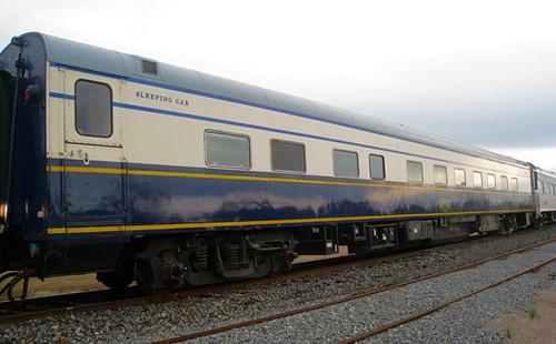 Private Rail Car - Berlin (USA)