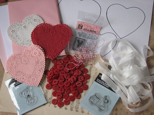 Vintage Valentine's Goodies