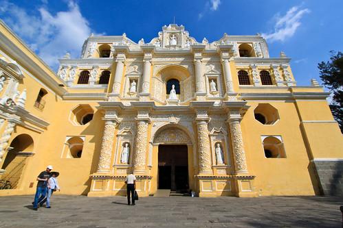 La Merced - Antigua, Guatemala