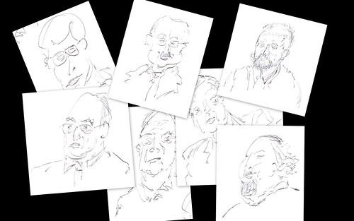 Midnight Sketches