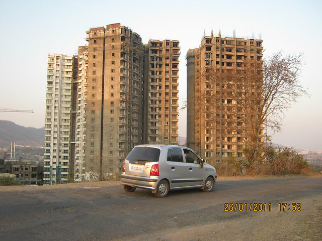 Sangria Megapolis and Man Road - Megapolis on 26th January 2011