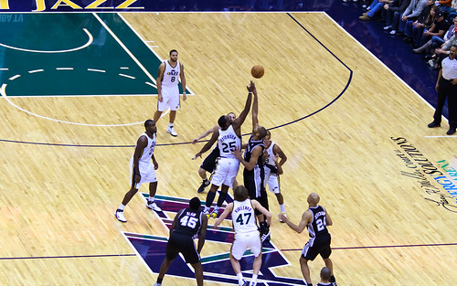 Jazz vs Spurs-3768