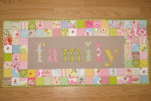 SUTK table runner