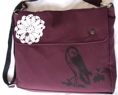 Owlish netbook bag