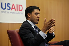 Town Hall Meeting with USAID Administrator Rajiv Shah (US Mission Geneva) Tags: usaid geneva who aid development humanitarian polio rajivshah worldhealthorganization