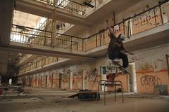 el perro. skating carabanchel i 2005. dvd monocanal. 4. colección ca2m