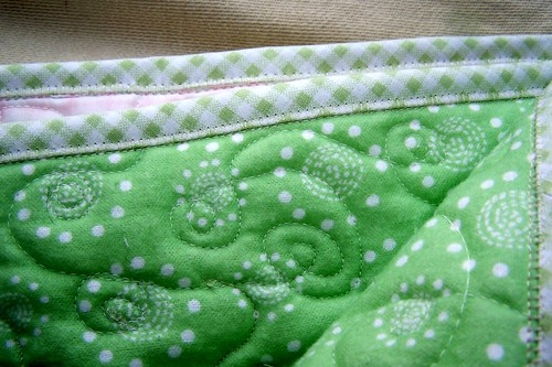 The Blanket Stitch Border