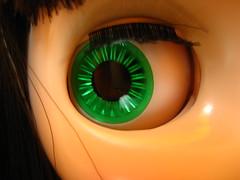 Absinthe green eyes!♥