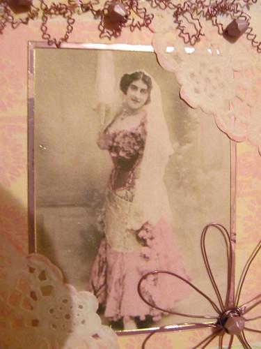 Vintage Dance Postcard (5)