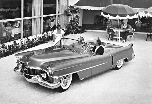 1953 Cadillac Le Mans Concept Car by coconv