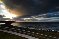 Evening in Topsail, Newfoundland (Tk_White) Tags: ocean sunset sea sky sun canada nature water skyline newfoundland landscape nikon tokina seashore 1116mm d7000