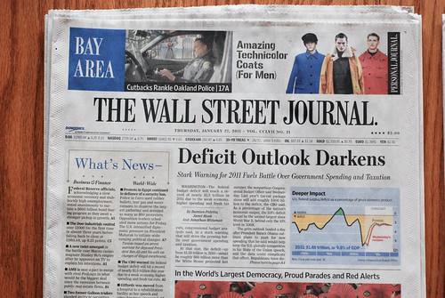 Driptech in Wall Street Journal, 01.27.11