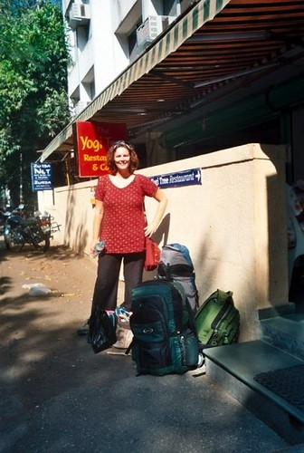 visiting India - packing