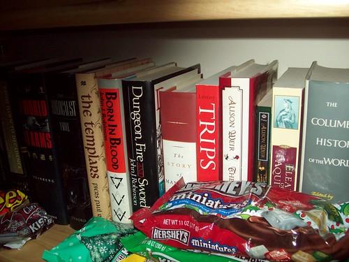 Bookshelves 21